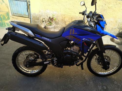 Yamaha Xtz Lander Blue Flex