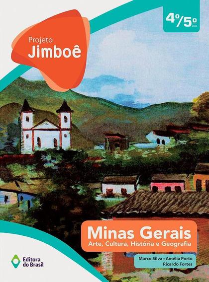 Projeto Jimboé Minas Gerais - Arte, Cultura, História E Ge