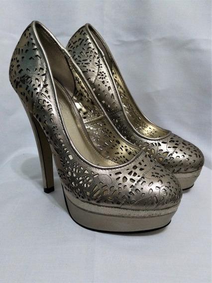 Zapatos Con Taco - Marca Aldo