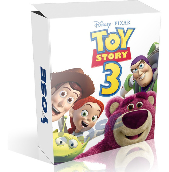 Kit Imprimible Toy Story 3