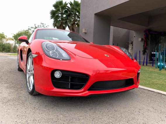 Porsche Cayman 3.4 R Pdk At 2014