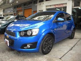 Chevrolet Sonic Lt M/t 5ptas.2012