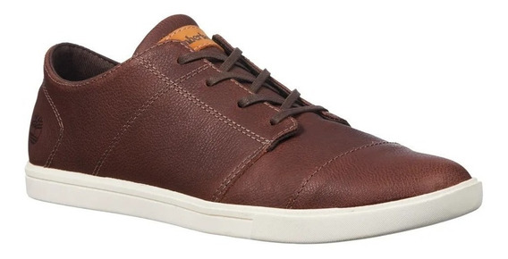 Tenis Timberland West Village - Marrom