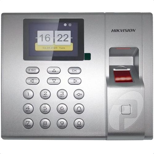 Control Acceso Horario Hikvision K1a802 Tarjeta Huella Wifi