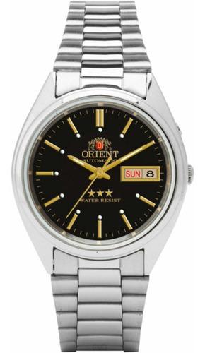 Relógio De Pulso Orient Automático 469wa3 P1sx