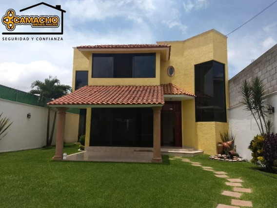 Casa En Venta, 3 Recamaras, Cuautla Occ-596