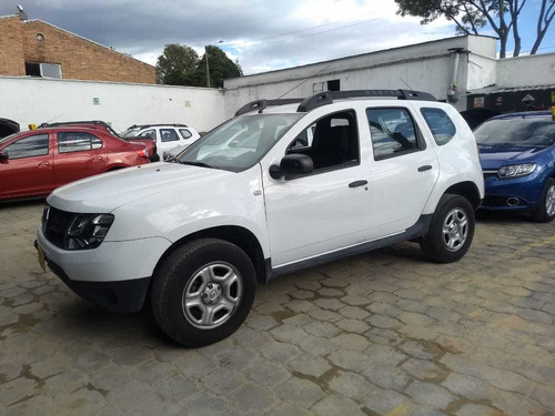 Renault Duster Expression (placa: 457)