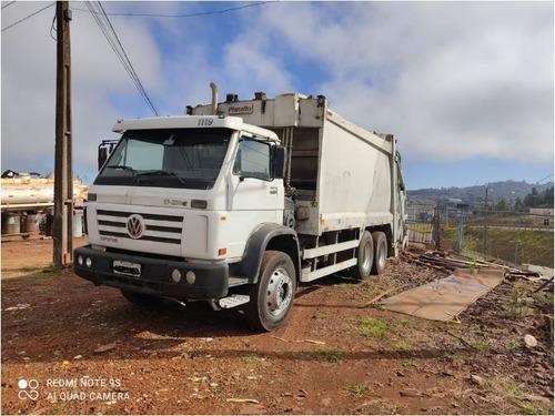 Compactador De Lixo Millenium-19/2011//caminhão Não Pertence