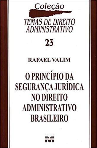 Coleção:temas De Direito Administrativo 23