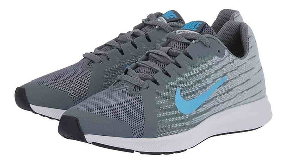 Tenis Nike Gris Downshifter 8 Gs 922853012