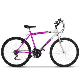 Bicicleta Aro 26 Ultra Bike Bicolor Adulto
