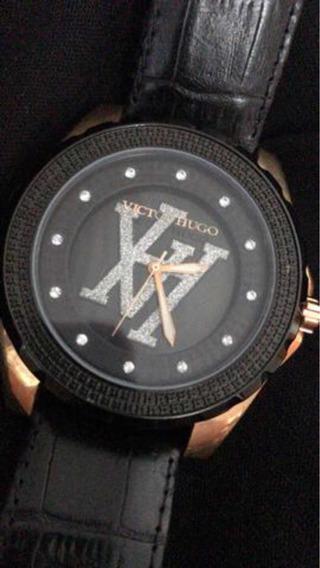 Relógio Victor Hugo Original Tenho Certificado
