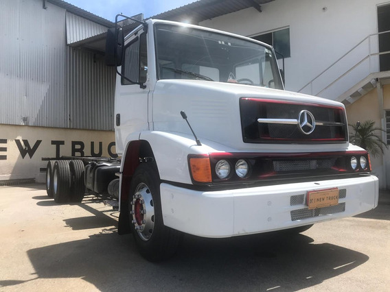 Mercedes-benz 1620 2004 Truck + Chassi