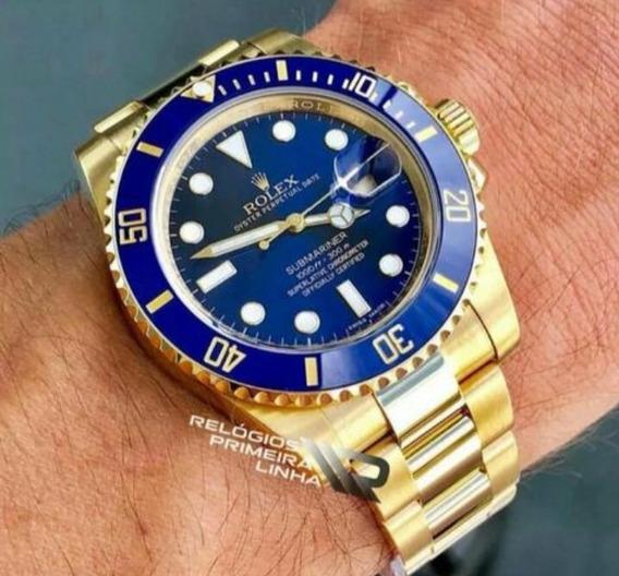 Relógios Rolex.