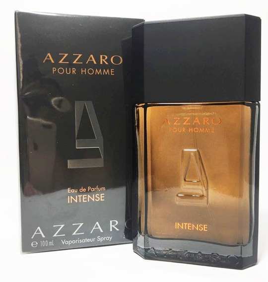 Masculino Mercado Para Azzaro Perfumes 100ml No Intense 0nkPwO
