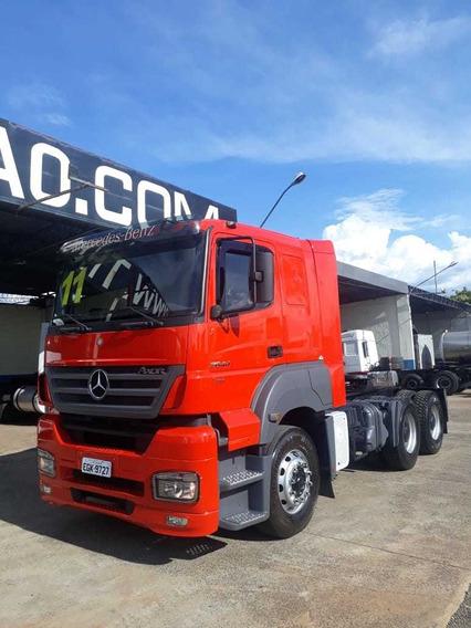 Mercedes-benz Axor 2644 Tração 6x4 (premium)