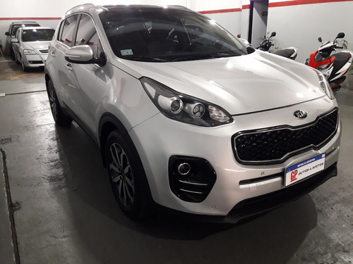 Kia Sportage Crdi 4x4 At