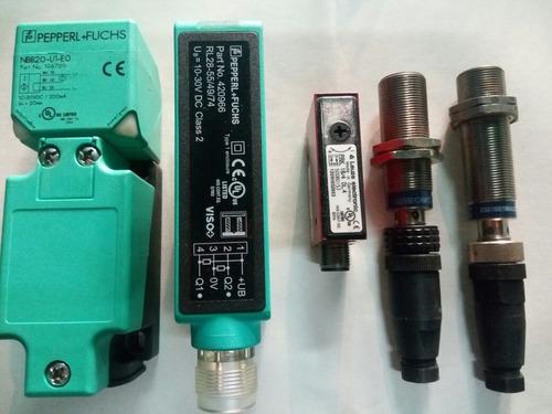 Sensores Inductivos Y Fotoeléctricos