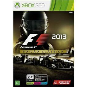 F1 2013 Xbox 360 - Midia Digital