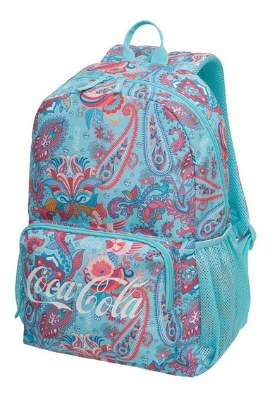 Mochila Costas Coca Cola G Folk Pacific 7845404