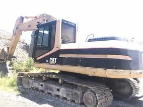 Excavadora Caterpillar 325