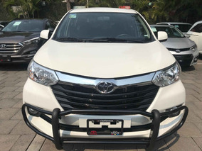 Toyota Avanza 5p Xle L4/1.5 Man