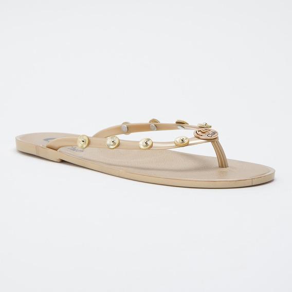 Chinelo Confort Dourado - R5608036066