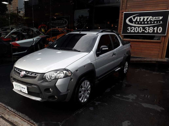 Fiat - Strada 1.8 Mpi Adventure Cd 16v. 3p. Manual.2015/2016