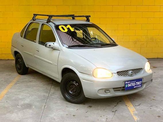 Chevrolet Corsa Sedan Millenium 8 Valvulas Metro Sao Lucas