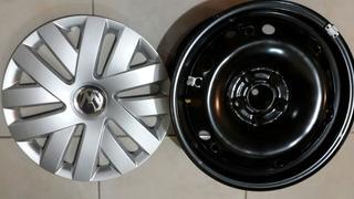 Aros Y Tapacubos Volkswagen Polo Nuevos 100 % Originales