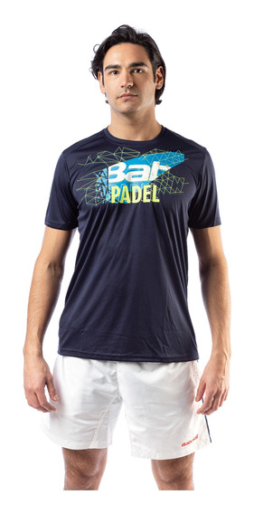 Remera Babolat Hombre T Shirt Team Fly Azul Oscuro