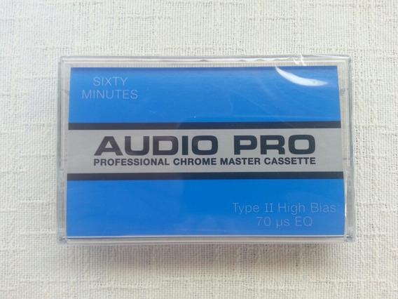 Fita Cassete Audio Pro 60 Chrome Tdk Fuji Maxell Akai Sony