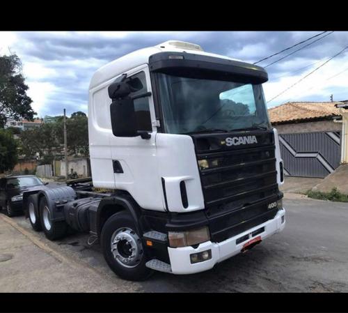 Scania R124/400