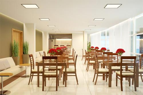 Imagem 1 de 19 de Apartamento De 2 Dormitórios A Venda A Vila Tupi Direto Com A Construtora - Reo545591