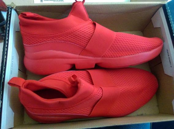 Tenis Rojos Del 7