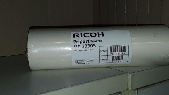 05 Unidade Master Ricoh Dx 2330 Original/ 2430
