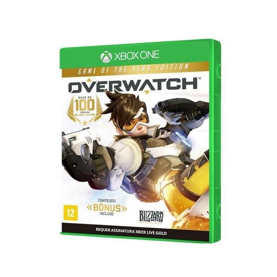 Overwatch - Edição Jogo Do Ano - Xbox One