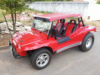 Buggy Fyber 1.6 ,ano 1985 , Zero , Motor E Cambio Novo