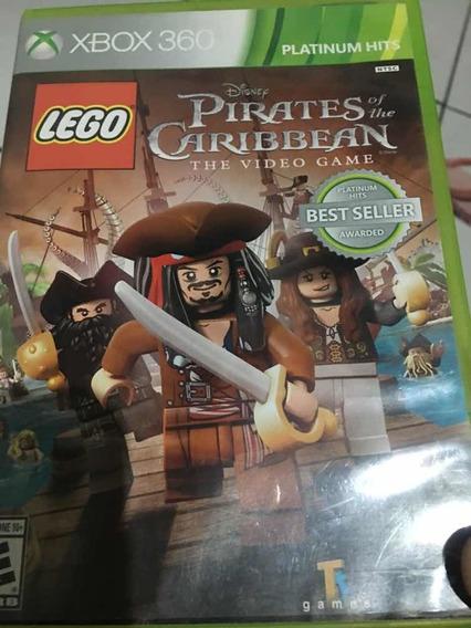 Jogo Xbox 360 Piratas Do Caribe Original Usado