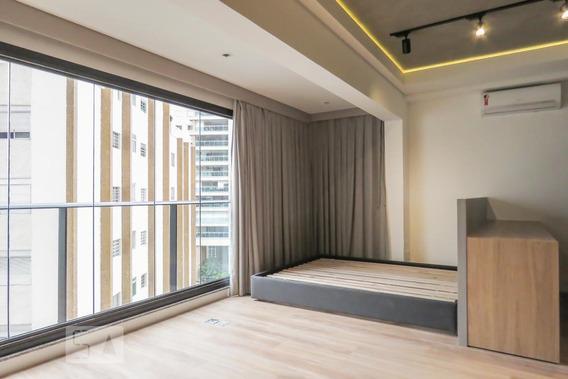 Apartamento Para Aluguel - Vila Olímpia, 1 Quarto, 39 - 892996783