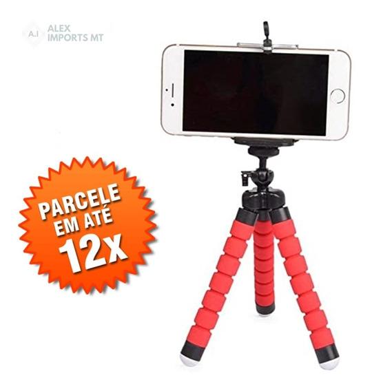 Tripe Para Celular E Camera Flexivel Tripé De Mesa Kt Cuiabá