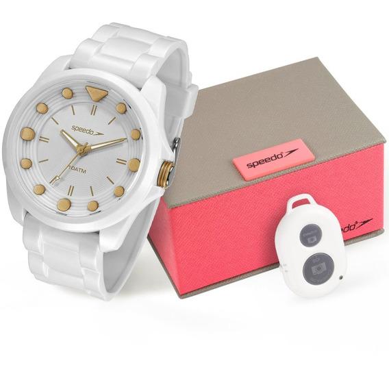 Relógio Speedo Feminino Masculino Disparador De Selfie 80582