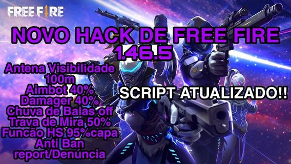 Hack De Free Fire Antiban 1.46.5 // Emulador/mobile «script»