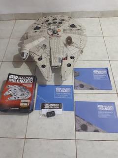 Star Wars Halcón Milenario De Planeta Deagostini