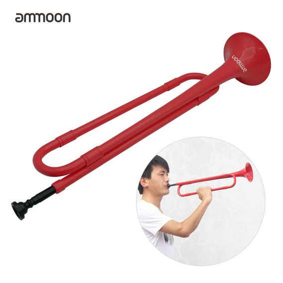 Ammoon B Plano Bugle Cavalaria Vermelho
