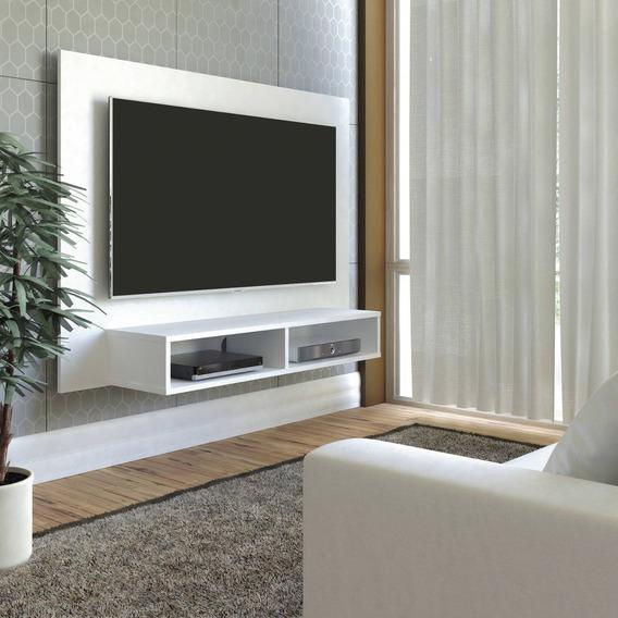 Painel Para Tv Até 47 Polegadas Com Nicho Flash Gewt