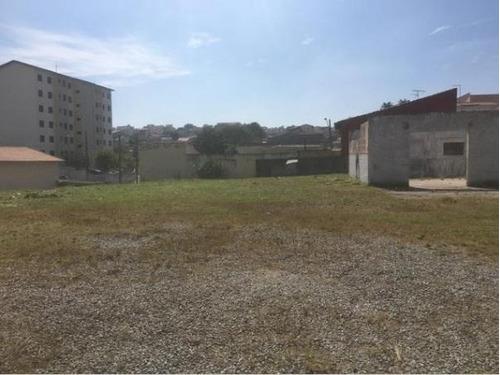 Excelente Terreno Para Aluguel, 4200 M² - Vila Lucinda - Santo André/ Sp - 9674