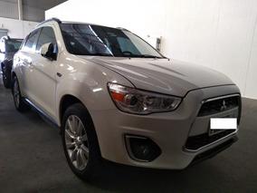 Mitsubishi Asx 2.0 4wd Cvt 5p, 2014, Blindada Nível 3!