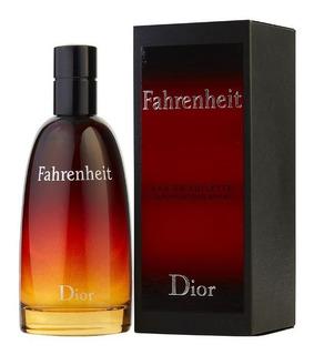Perfume Fahrenheit De Christian Dior 200 Ml Eau De Toilette Nuevo Original