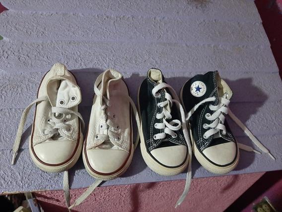 Converse #13 Blancos